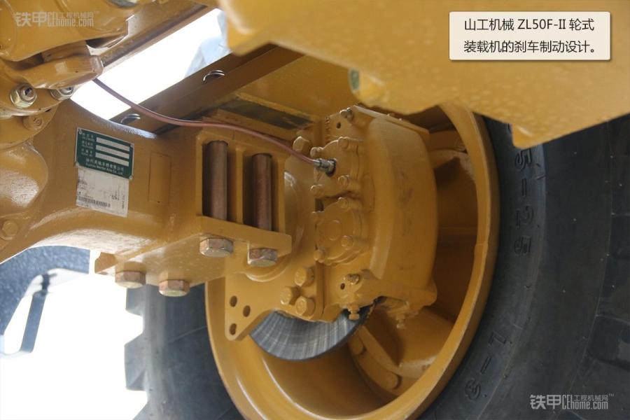操作简单且耐用山工社会ZL5050F装载机图赏_铁医学英语教程机械医学图片