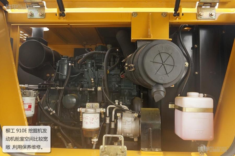 柳工910e挖掘机保险丝盒