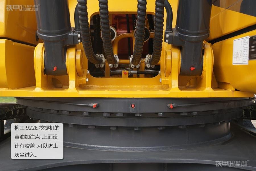 柳工集团在国内工程机械领域的知名度是非常高的,他们的产品以技术先进、操作舒适、高效省油而著称。今天我们要说的这款柳工922E挖掘机就是这样的一款产品,它采用了先进的IPC控制系统,效率更高,油耗更低。在操作舒适性、安全性、复杂环境适应性方面的表现也是非常出色的。 柳工集团在国内工程机械领域的知名度是非常高的,他们的产品以技术先进、操作舒适、高效省油而著称。今天我们要说的这款柳工922E挖掘机就是这样的一款产品,它采用了先进的IPC控制系统,效率更高,油耗更低。在操作舒适性、安全性、复杂环境适应性方面的表现