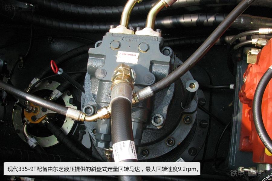 液压先导梭阀阀块图片
