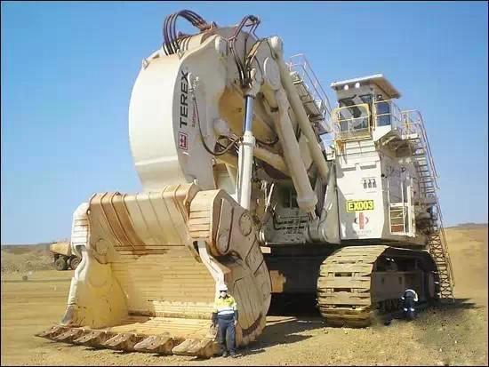 大挖机-器之工程机械 挖掘机 装载机