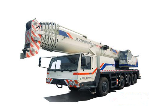 中联重科汽车起重机qy160v633 世界最大