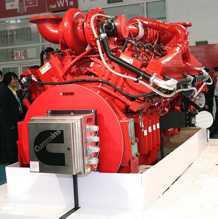 东莞康明斯发电机、并感到在整流变压器副边线圈地到最高容量
