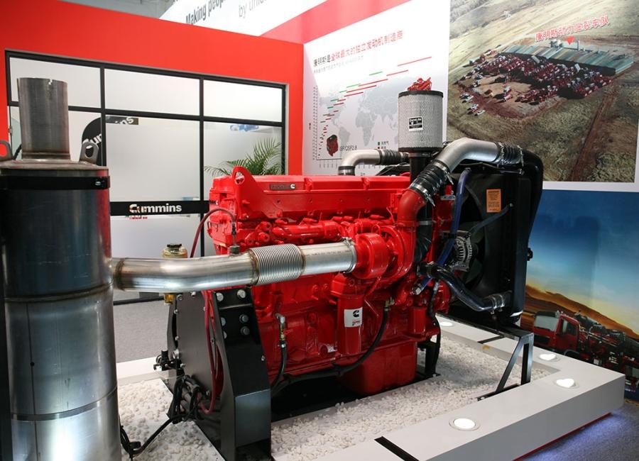 重庆康明斯发电机是柴油发机电组中发起机与发电机重要的联接办法