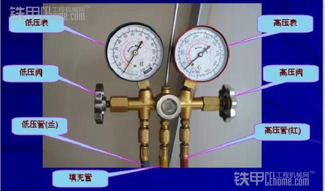 挖机百科:挖机空调系统常见故障及维修