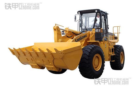 【柳工产品】柳工clg836轮式装载机