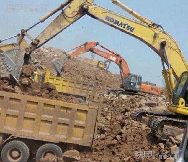 挖机经验杂谈 施工中10大技术难点排行