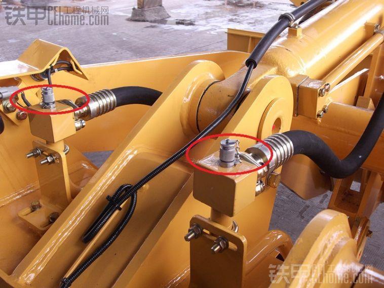 装载机整机无力?一定是动力系统或液压系统出了问题!(图14)