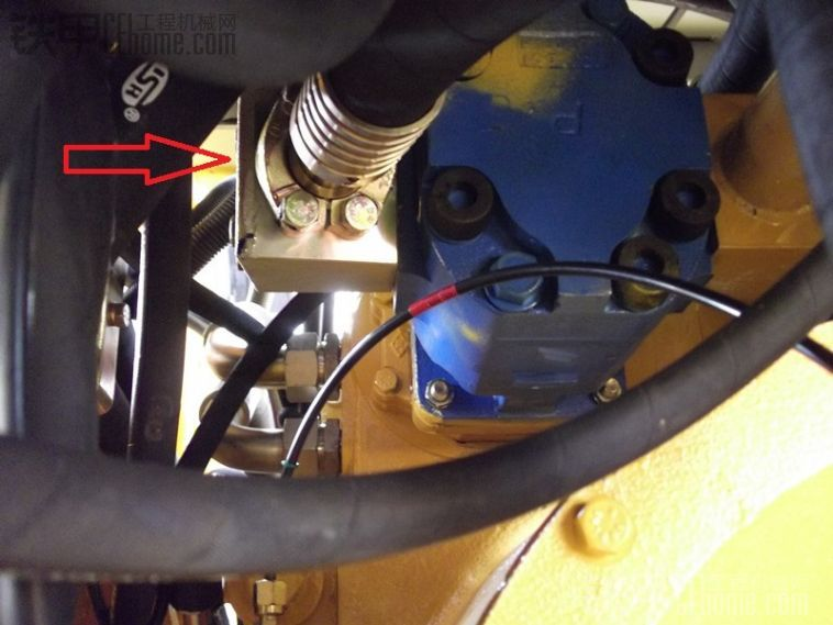 装载机整机无力?一定是动力系统或液压系统出了问题!(图16)