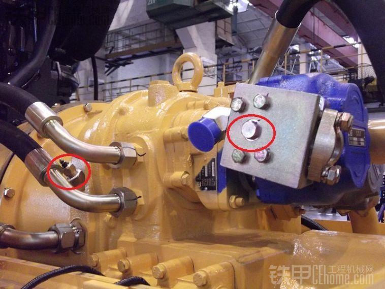 装载机整机无力?一定是动力系统或液压系统出了问题!(图17)