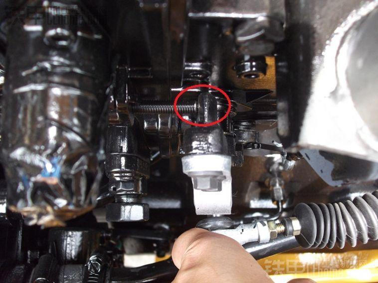 装载机整机无力?一定是动力系统或液压系统出了问题!(图12)