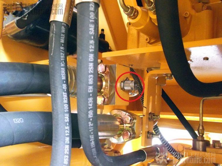 装载机整机无力?一定是动力系统或液压系统出了问题!(图15)