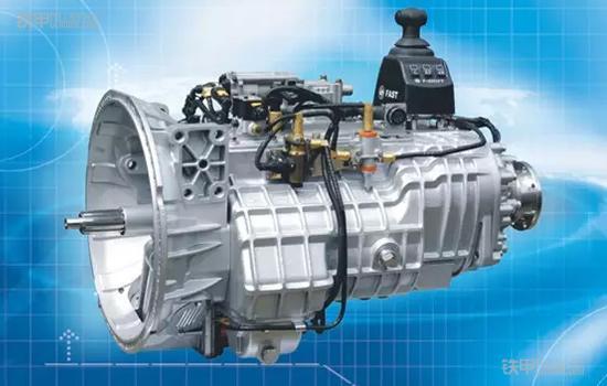 法士特amt系列自动变速器按照高质量