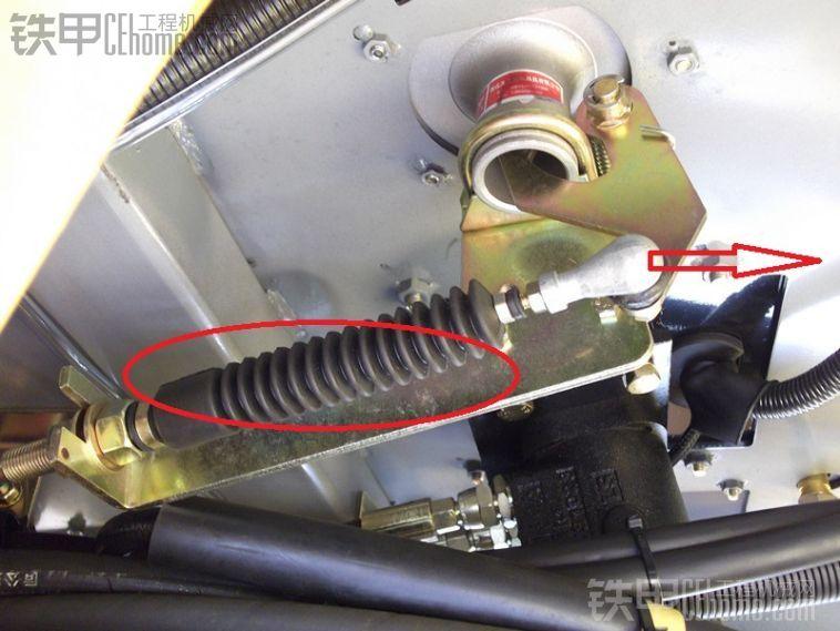 装载机整机无力?一定是动力系统或液压系统出了问题!(图9)