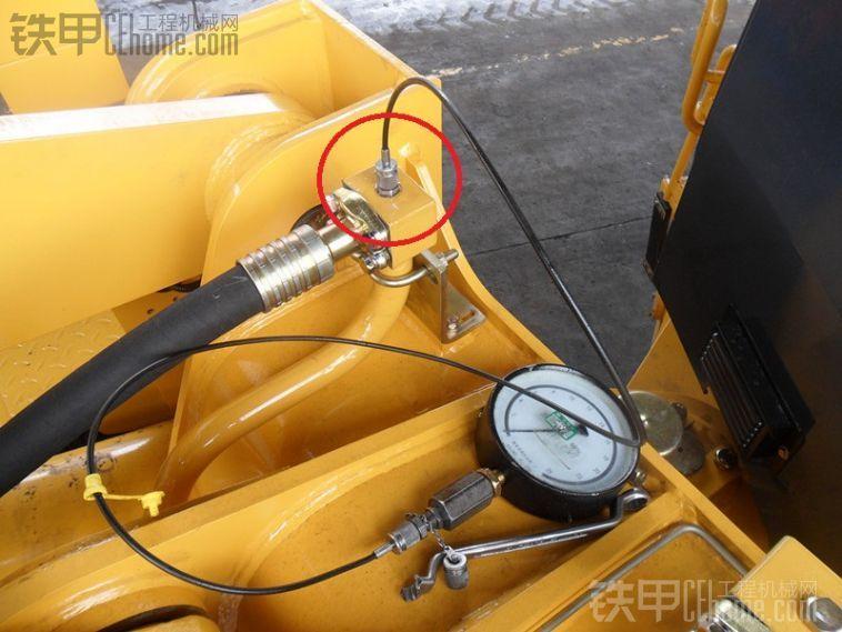 装载机整机无力?一定是动力系统或液压系统出了问题!(图22)