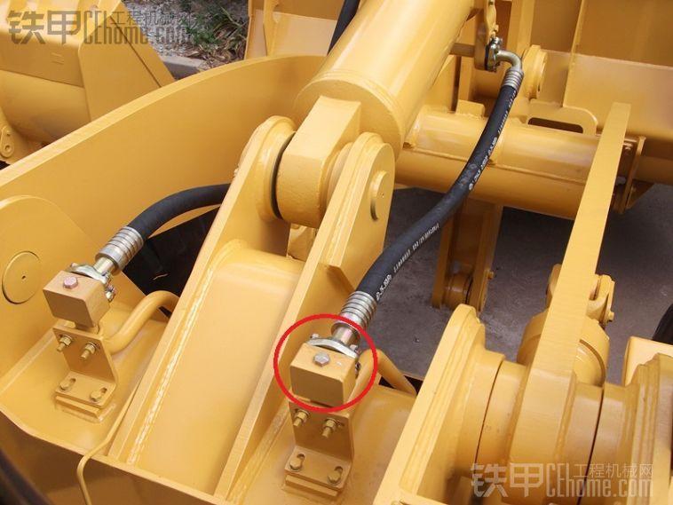 装载机整机无力?一定是动力系统或液压系统出了问题!(图13)