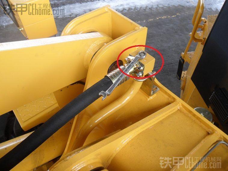 装载机整机无力?一定是动力系统或液压系统出了问题!(图21)