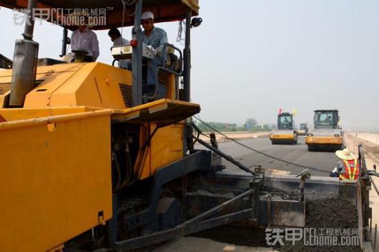 摊铺机从业须知 沥青混凝土摊铺机选型