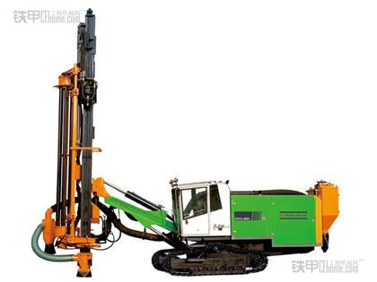 志高掘进zgyx-450整体式液压露天潜孔钻机