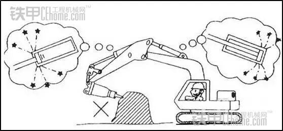 挖掘机液压破碎锤——你会正确操作吗(图13)