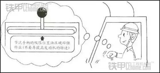 挖掘机液压破碎锤——你会正确操作吗(图10)
