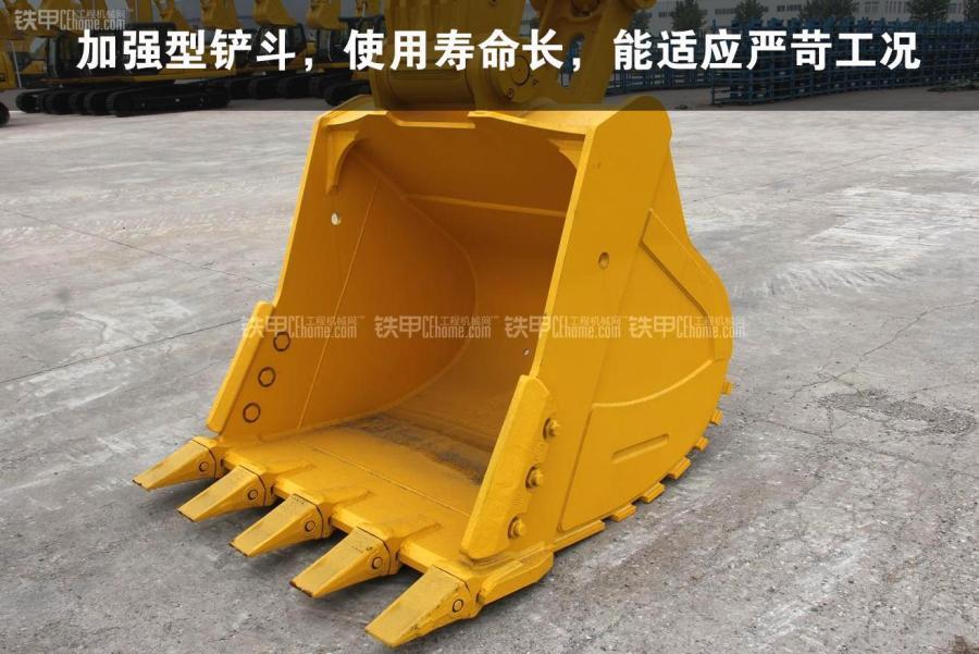 挖机修路装车-住友SH380挖掘机 矿山作业特性简评