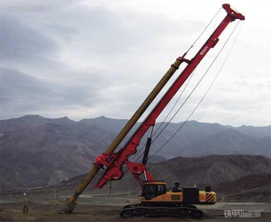安全高效的操作旋挖钻机这15点很重要(图1)