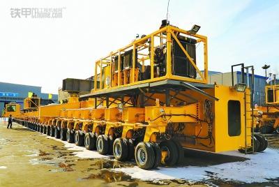 tlj1700步履式架桥机附属设备运梁车图片