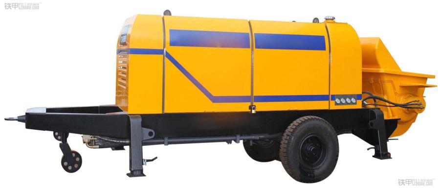 混凝土输送泵的安全操作规范流程(图1)