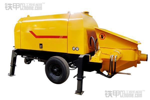 细石砂浆泵安装时应注意哪些方面(图1)
