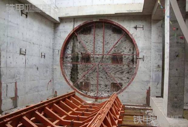 地铁施工法宝 盾构机在地铁施工的运用(图11)