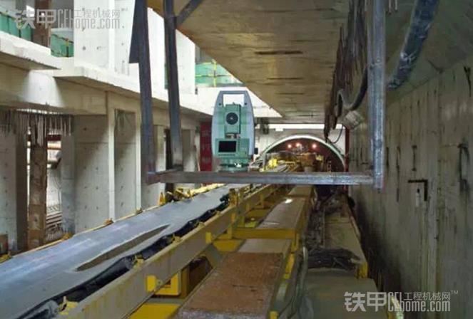 地铁施工法宝 盾构机在地铁施工的运用(图5)