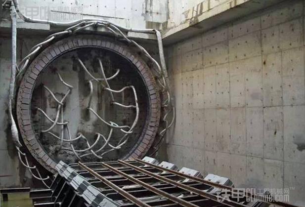 地铁施工法宝 盾构机在地铁施工的运用(图2)