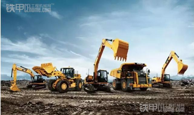 铁甲二手工程机械网_工程机械行业即将再度崛起 二手挖机_铁甲工程机械网