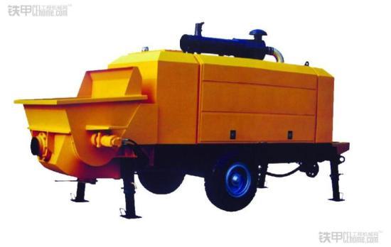 操作须知 关于混凝土输送泵的保养说明(图1)