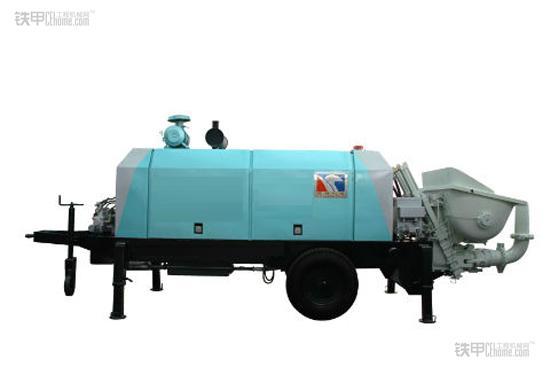 验收混凝土拖泵设备调试时须具备的条件(图1)