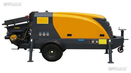 安全使用细石砂浆泵的施工规范说明(图1)