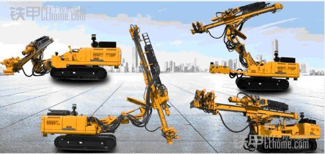 科技不断进步 看锚杆钻机在中国的发展(图1)