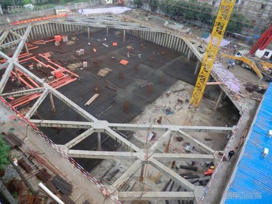 施工项目管理:高层建筑深基坑支护安全施工技术(图1)