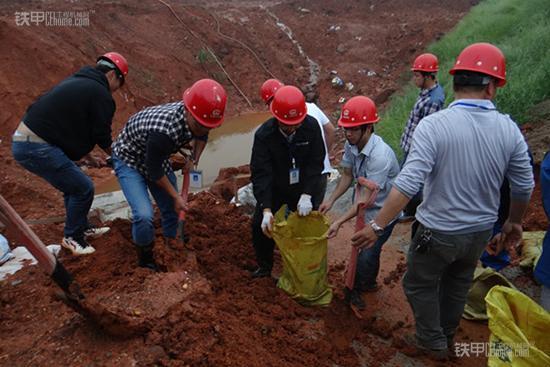 施工项目管理:建筑工程雨季施工的准备工作(图1)