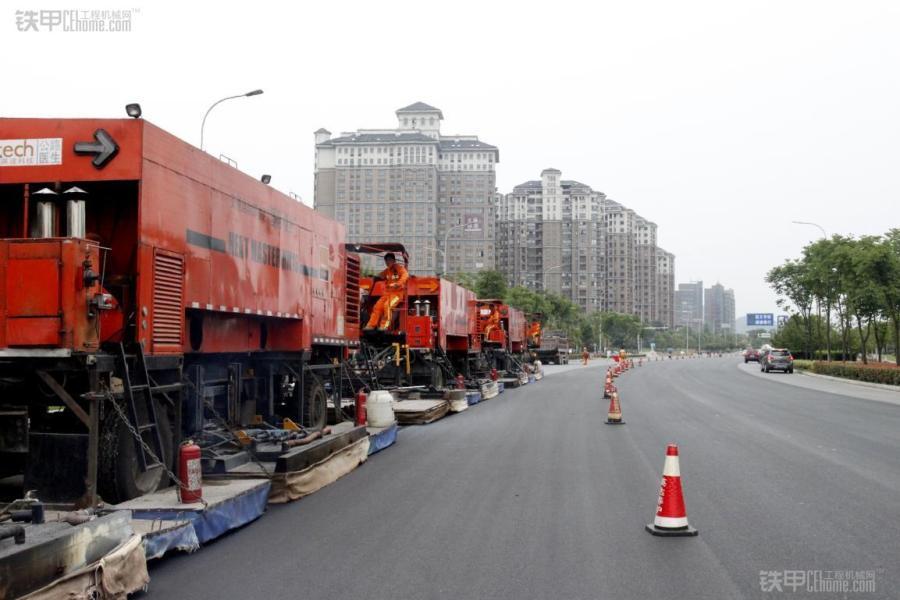"""池州海绵城市建设示范项目,聘""""公路医生"""""""