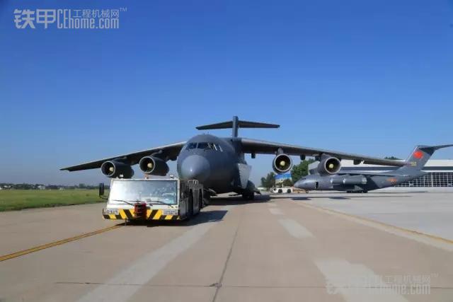 国产大飞机 我国自主研制的运-20飞机正式列装!