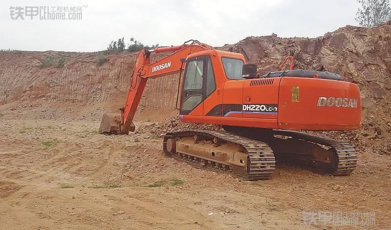 想买一辆二手挖掘机,我应该如何试车呢 ?(图3)