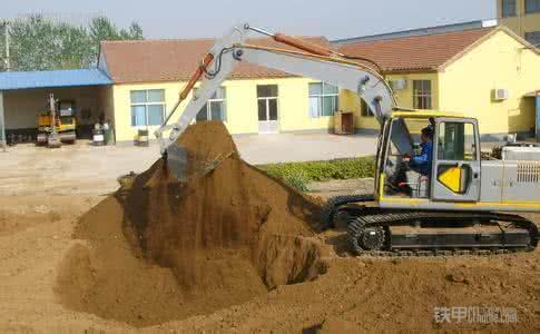 挖机干活困难等级排行榜  是男人就挑战高难度(图1)