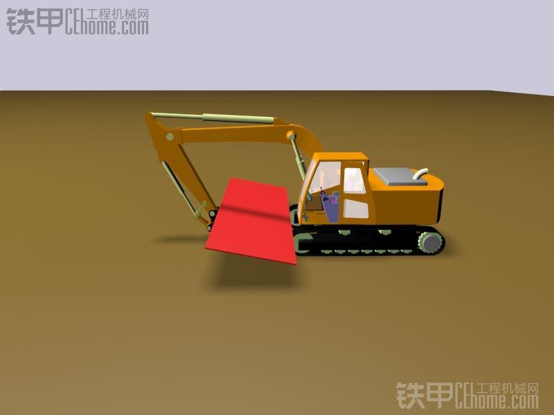挖掘机挖钢板有什么难?教你四种方式(图13)