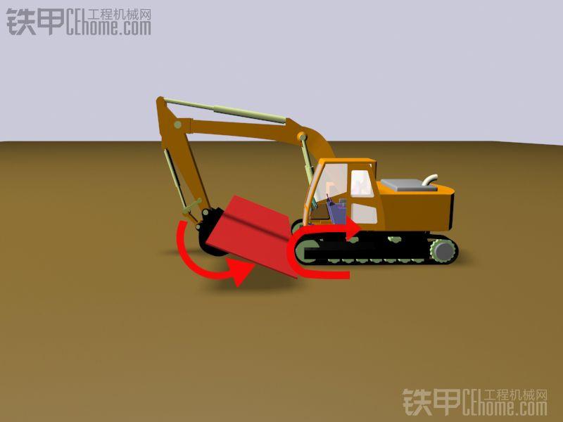 挖掘机挖钢板有什么难?教你四种方式(图12)