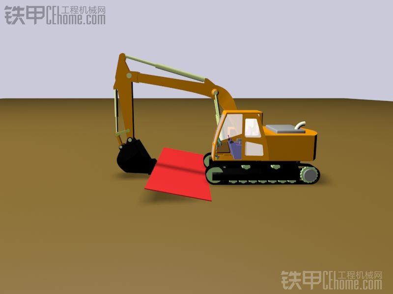挖掘机挖钢板有什么难?教你四种方式(图10)