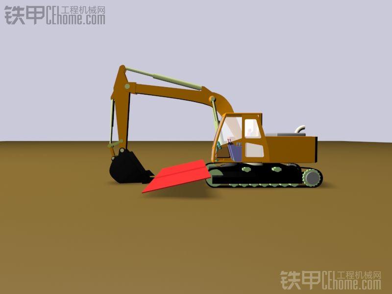 挖掘机挖钢板有什么难?教你四种方式(图6)