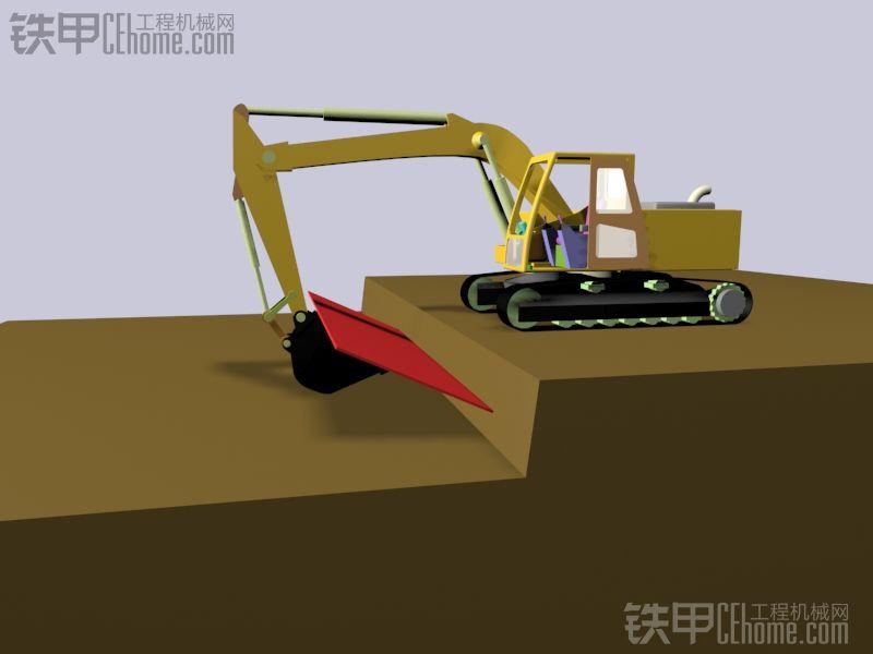 挖掘机挖钢板有什么难?教你四种方式(图3)