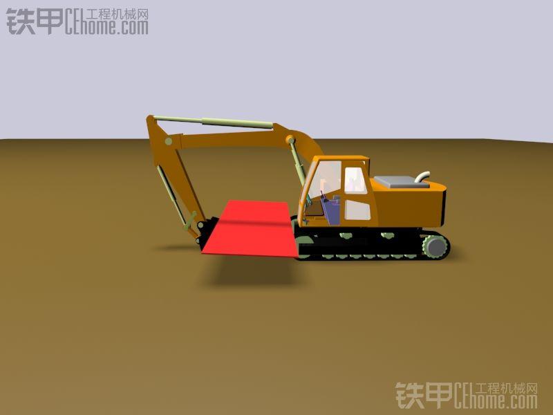 挖掘机挖钢板有什么难?教你四种方式(图7)